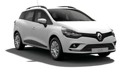 Renault Clio Tourer Manual
