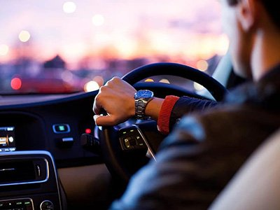 Izmir Bornova Car Rental with Driver